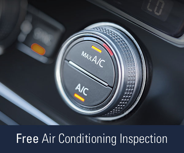 Free Air Conditioning Inspection